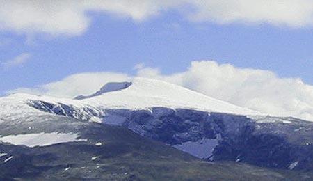 pionerflyving-glittertind-utsikt fra Dugurdsmålkampen